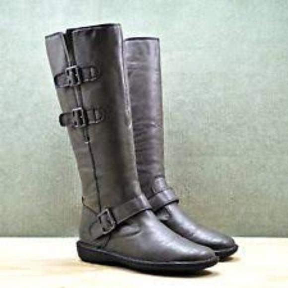 ad3bd6aade5c b.o.c Cleo Wide Shaft - Grey - Size 6 1 2